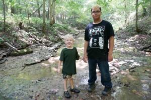 pen pals in creek